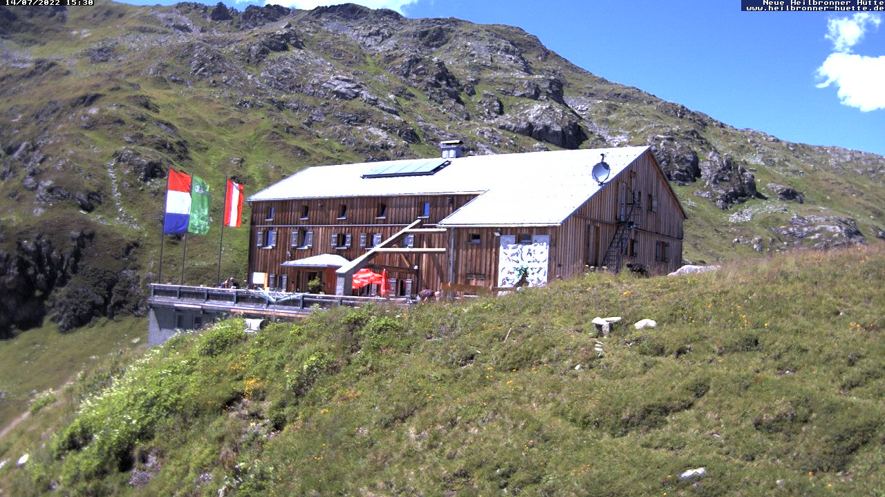 Gaschurn Heilbronner Hütte